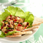 Southwest Chicken Salad Recipe | Taste Of Home