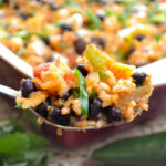Southwest Veggie And Rice Casserole Recipe | Epicurious