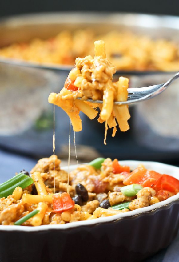 ground-chicken-recipes-pasta