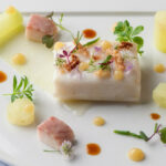 Soy and Butter Poached Halibut Recipe - Great British Chefs