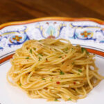 Spaghetti With Garlic And Oil Pasta Recipe By Tasty