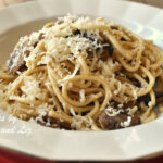 Spaghetti With Wild Mushrooms, Cognac And Truffle Oil – 2 …