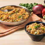 Spanish Style Beef & Rice Recipe | UNCLE BEN'S® Rice Recipes