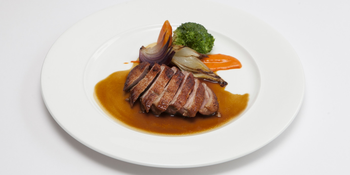 Spiced Duck Breast Recipe - Great British Chefs