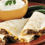 Spicy Beef Quesadillas Recipe From Pillsbury