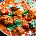 Spicy Chicken Crockpot Curry Recipe