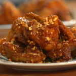 Spicy Crispy Korean Fried Chicken ~ Recipe | Tastemade