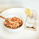 Spicy Hoisin Chicken Noodles