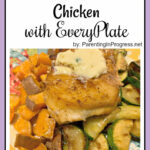 Spicy Honey Butter Chicken With Zucchini & Roasted Sweet …