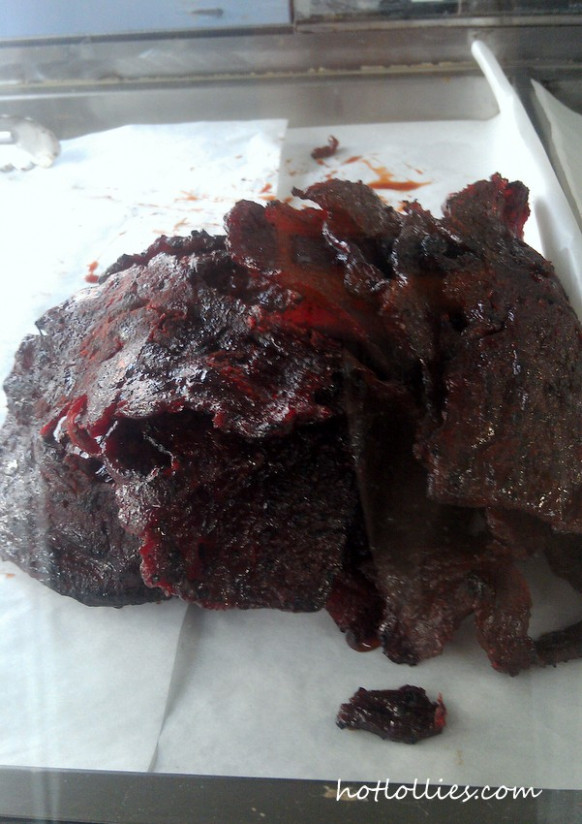 Spicy Malaysian Beef Jerky – Hot Lollies
