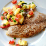 Spicy Tilapia With Pineapple Pepper Relish. This Site Has …