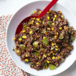 Spicy Tomatillo Quinoa Recipe – EatingWell