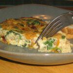 Spinach And Sundried Frittata