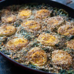 Spinach Gratin With Hard Boiled Eggs Recipe …