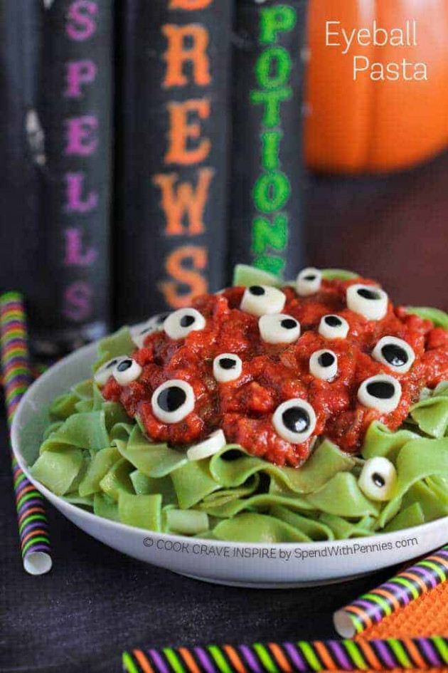 SPOOKtacular Halloween Dinner Ideas! | Skip To My Lou