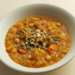 Squash, Chickpea & Red Lentil Stew Recipe – EatingWell