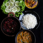 Sri Lankan Lunch Meal Plan 12 | Island Smile