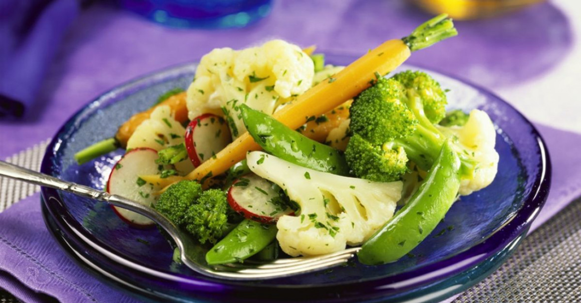 Steamed Vegetables Recipe | EatSmarter