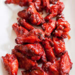 Sticky Tandoori Spiced Chicken Wings — Living Lou