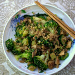 Stir Fried Vegetables With Chicken Mince For A Healthy …
