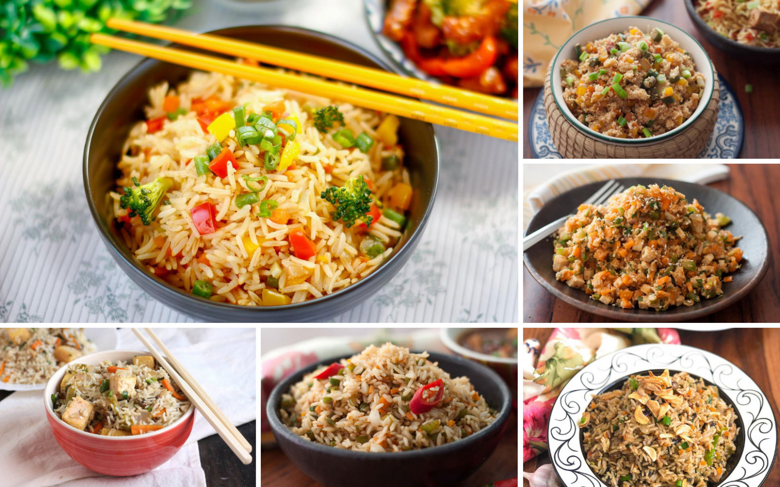 Stir Up These Lip Smacking Vegetarian Fried Rice Recipes For …
