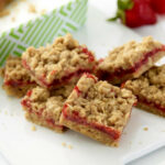 Strawberry Oatmeal Bars Recipe | Ree Drummond | Food Network