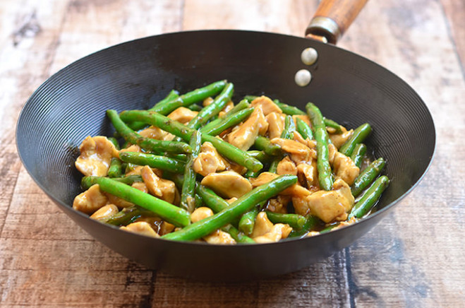 String Bean Chicken Breast (Copycat)