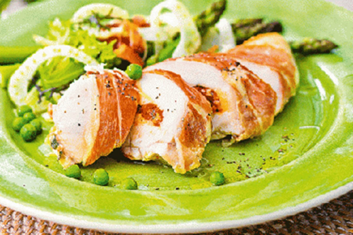 Stuffed chicken with parma ham – Recipes – Bite