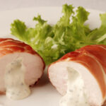 Stuffed Chicken Wrapped With Parma Ham | Rosemary Conley