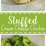 Stuffed Cream Cheese Chicken Pinwheels | Recipe | Food