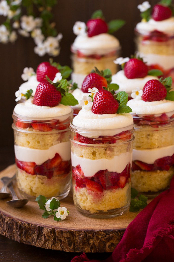 Stunning Spring Desserts to Awe Your Guests! - Six Clever ...