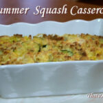 Summer Squash Casserole – Recipes Food And Cooking