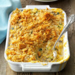 Summer Squash Mushroom Casserole Recipe | Taste Of Home