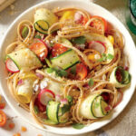 Summer Veggie Pasta Recipe | MyRecipes