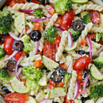 Summer Veggie Pasta Salad | Recipe | Vegetables, Summer …
