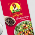Sun Maid Free Healthy Living Recipes Booklet – US