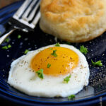 Sunny Side Up Eggs Recipe | Just A Pinch Recipes