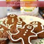 Super Easy Gingerbread Cookies | Recipe | Gluten Free …