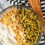 Super Easy Green Bean Casserole (3 Ingredients ...