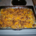 Super Easy Hamburger And Rice Casserole Recipe | Just A Pinch