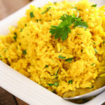 Super Easy Yellow Rice Recipe | Favorite Family Recipes