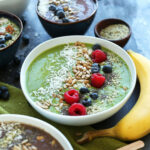Super Green Smoothie Bowl | Minimalist Baker Recipes