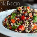 Superfood Black Bean & Quinoa Salad Recipe