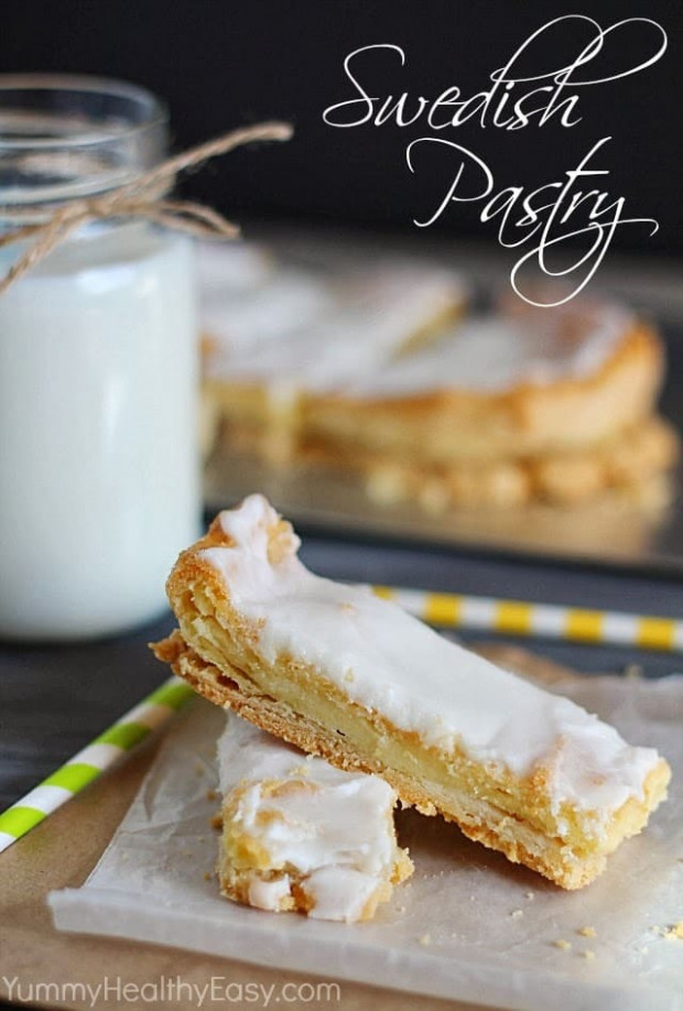 Swedish Pastry - Yummy Healthy Easy