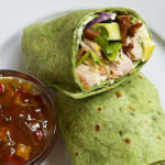 Sweet And Spicy Chicken Wraps Recipe – Add A Pinch