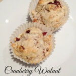 Sweet Stella's: Cranberry Walnut Lactation Muffin Recipe ...