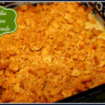 Sweet Tea And Cornbread: Vidalia Onion Casserole!