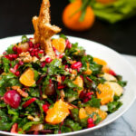 Swiss Chard Pecan Pomegranate Salad | KeepRecipes: Your …