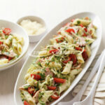 Sydney Markets – Fennel, Tomato & Smoked Chicken Pasta Salad