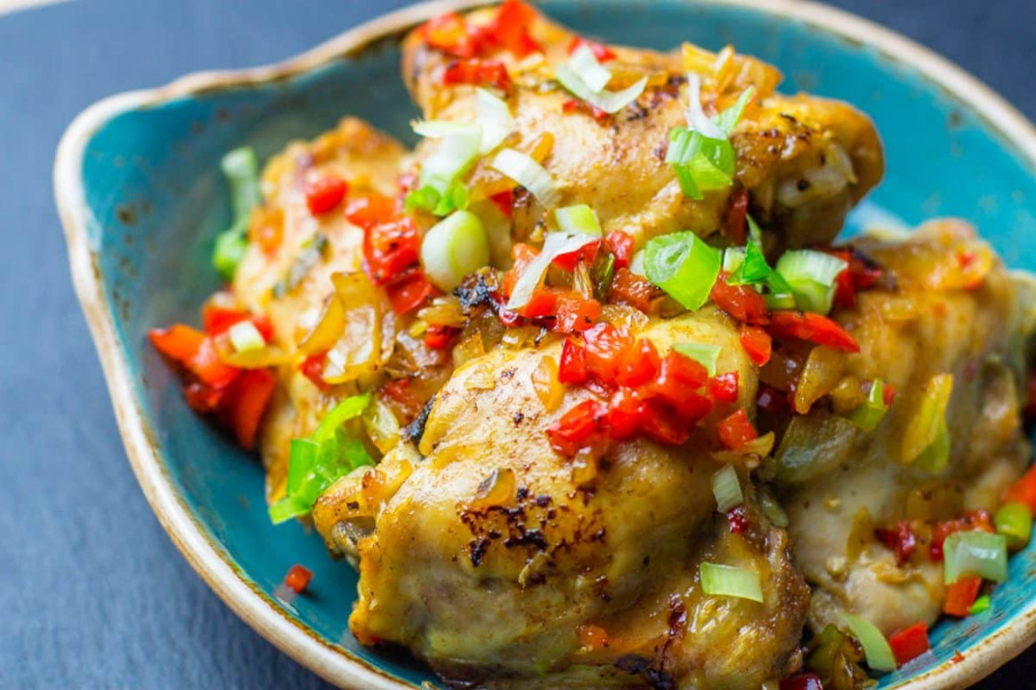 Syn Free Salt and Pepper Chicken | Slimming World - Pinch ...
